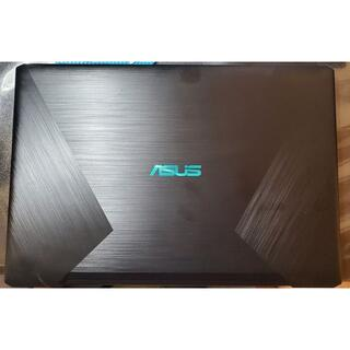 エイスース(ASUS)のASUS X570UD-8550 NB(ノートPC)