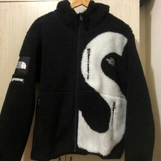 Supreme - Supreme S Logo Hooded Fleece フリース Jacket