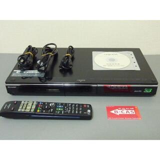 SHARP - SHARP ブルーレイレコーダー BD-HDW75【動作品】HDD:1TB
