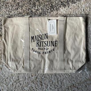 MAISON KITSUNE' - 【新品】メゾンキツネ MAISON KITSUNE トートバッグ