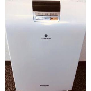 パナソニック(Panasonic)の松下 2008年 ナノイー 加湿空気清浄機 F-VXD40 ウイルス 除菌 白(空気清浄器)