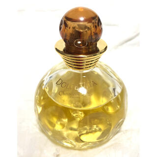 ランコム(LANCOME)のランコム ドルチェヴィータ 100ml オードパルファム 超美品 本体のみ(香水(女性用))