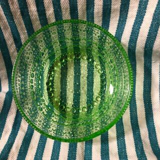 イッタラ(iittala)の【専用です】廃盤イッタラカステヘルミアップルグリーン 230mlボウル 1点(食器)