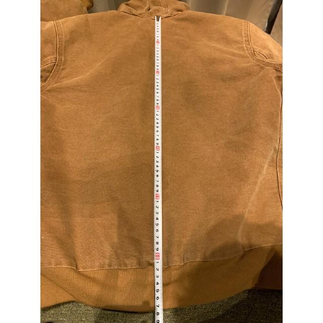 carhartt(カーハート)のカーハート アクティブジャケット Mサイズ ブラウン メンズのトップス(パーカー)の商品写真