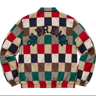 シュプリーム(Supreme)のSupreme patchwork Harrington jacket(その他)