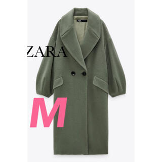 ZARA - 【新品】ZARA ウールコート LIMITED EDITION チェスターコート