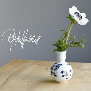 リサラーソン(Lisa Larson)のBJORN WIINBLAD ビヨン・ヴィンブラッド フラワーベース 北欧 (花瓶)
