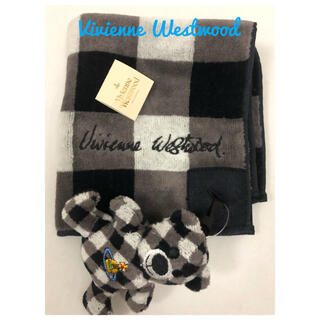 Vivienne Westwood - Vivienne Westwood ハンカチ タオル ぬいぐるみ 新品未使用