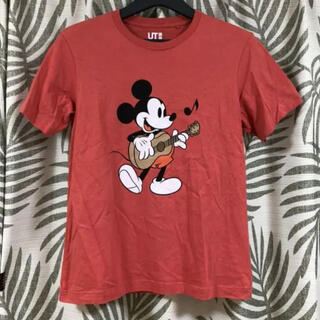 UNIQLO - 美品です!UNIQLO ディズニーコラボ ミッキー Tシャツ
