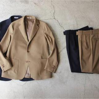 1LDK SELECT - AURALEE -Wool Cashmere Flannel セットアップ