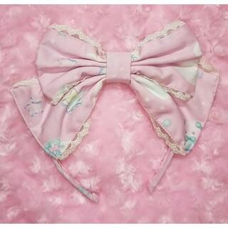 アンジェリックプリティー(Angelic Pretty)のAngelic Pretty Candy Sprinkle カチューシャ ピンク(カチューシャ)