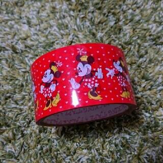 ディズニー(Disney)のミニーマウス テープ シール(シール)