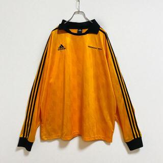 【廃盤】ゴーシャラブチンスキー アディダス コラボ サッカーシャツ メンズ XL