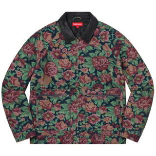 シュプリーム(Supreme)のSupreme Leather Collar Work Jacket(その他)