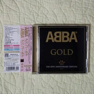【国内盤】ABBAアバ・ゴールド~10th アニヴァーサリー・エディション