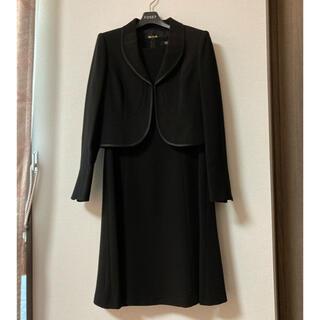 YUMI KATSURA - 桂由美 ブラックフォーマル 喪服 スーツ 11号