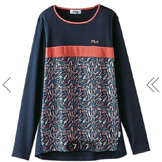 フィラ(FILA)のロングTシャツ(Tシャツ(長袖/七分))