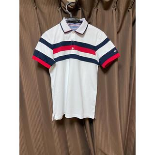 TOMMY HILFIGER - トミーヒルフィガー tommy ゴルフポロシャツ メンズ Mサイズ
