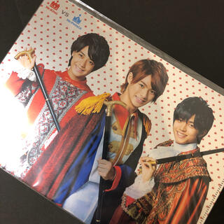 Johnny's - King&Prince 平野紫耀 永瀬廉 高橋海人 サマステ クリアファイル