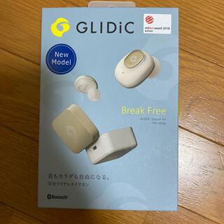 Softbank - GLIDiC Sound Air TW-5000s  ゴールド