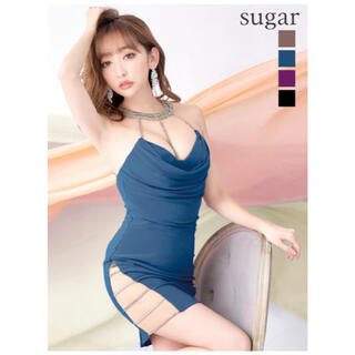 AngelR - エンジェルアール AngelR ドレス タイトドレス ビジュー ホルターネック