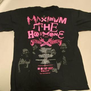マキシマムザホルモン tシャツ
