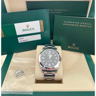 ROLEX - 【美品-後期型】ロレックス エクスプローラー 214270