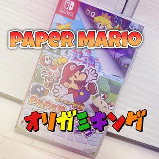 Nintendo Switch - オリガミキング ニンテンドー スーパーマリオ