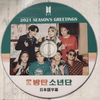 防弾少年団(BTS) - ★BTS 防弾少年団★2021 SEASON'S GREETINGS DVD