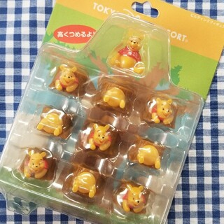 クマノプーサン(くまのプーさん)のプーさん☆ビルディングフィギュア おもちゃ(キャラクターグッズ)