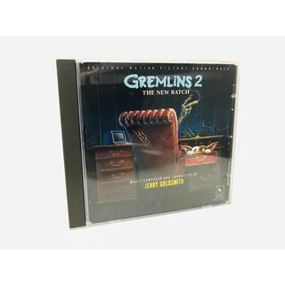 【廃盤】映画『グレムリン2』サントラCD/国内盤/ギズモ/ジェリーゴールドスミス(映画音楽)