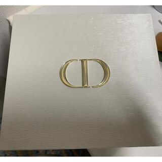 クリスチャンディオール(Christian Dior)のディオール空箱(ラッピング/包装)