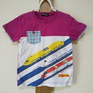 klad skap プラレールコラボTシャツ 100サイズ クレードスコープ