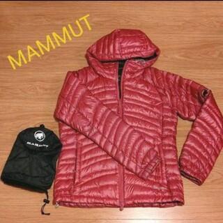 マムート(Mammut)のマムート ダウンジャケット レディース/MAMMUT ダウン レディース(登山用品)