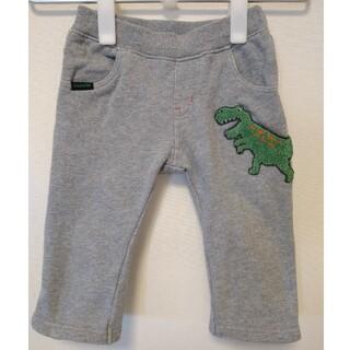 kladskap - クレードスコープ kladskap 恐竜ワッペン パンツ 80cm