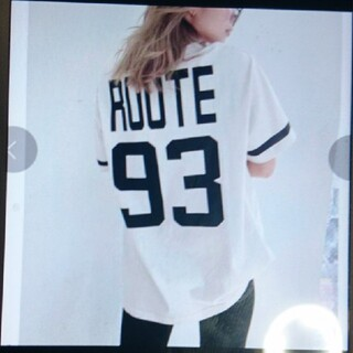 GYDA - ジェイダ number93Tシャツ