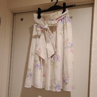 Debut de Fiore - デビュードフィオレ新品タグ付き フラワースカート