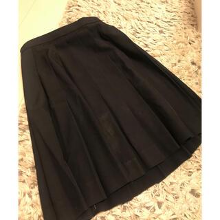 ハナエモリ(HANAE MORI)の制服 スカート (ひざ丈スカート)