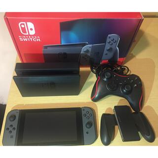 Nintendo Switch - 任天堂Switch本体 コントローラ付き  格安!