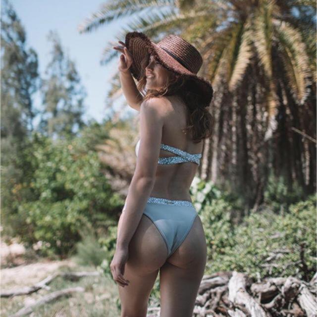 room306 CONTEMPORARY(ルームサンマルロクコンテンポラリー)の■新品■【room306】Switching Ice Stone bikini レディースの水着/浴衣(水着)の商品写真