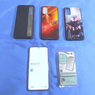 SAMSUNG - 極美品!SIMロック解除済み★Samsung Galaxy S20 SC-51A