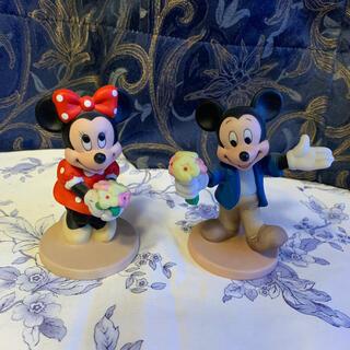 Disney - OLD Micky &Minnie Mouse
