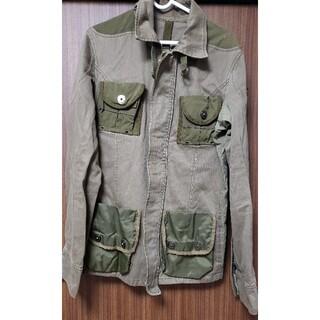 LGB - LGB ミリタリーポケットジャケット