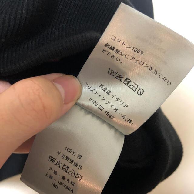Christian Dior(クリスチャンディオール)の【希少‼️】20aw  DIORスウェットトレーナー M メンズのトップス(スウェット)の商品写真