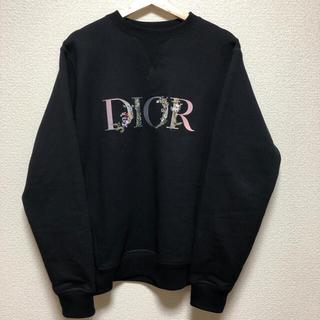 Christian Dior - DIOR 花柄スウェット M