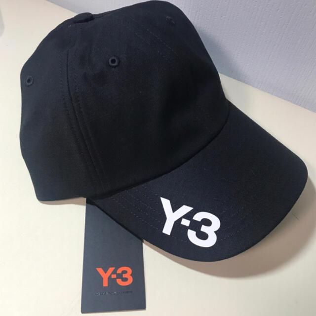 Y-3(ワイスリー)の新品未使用!Y-3 ロゴキャップ メンズの帽子(キャップ)の商品写真