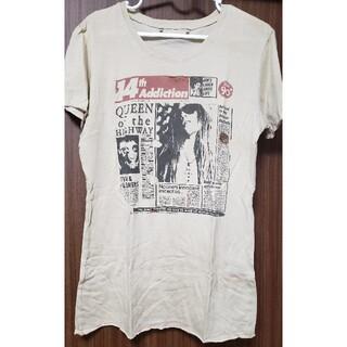 ルグランブルー(LGB)の14th addiction プリントTシャツ(Tシャツ/カットソー(半袖/袖なし))