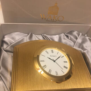 セイコー(SEIKO)の確認用(置時計)