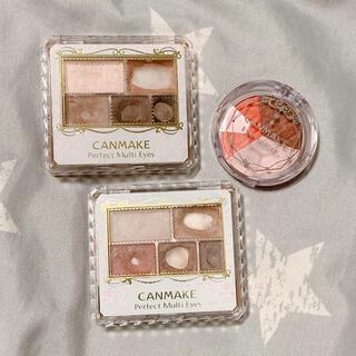 CANMAKE - キャンメイク アイシャドウ セット