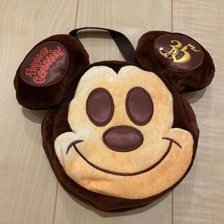 ディズニー(Disney)のミッキー ランチケース バッグ(ランチボックス巾着)